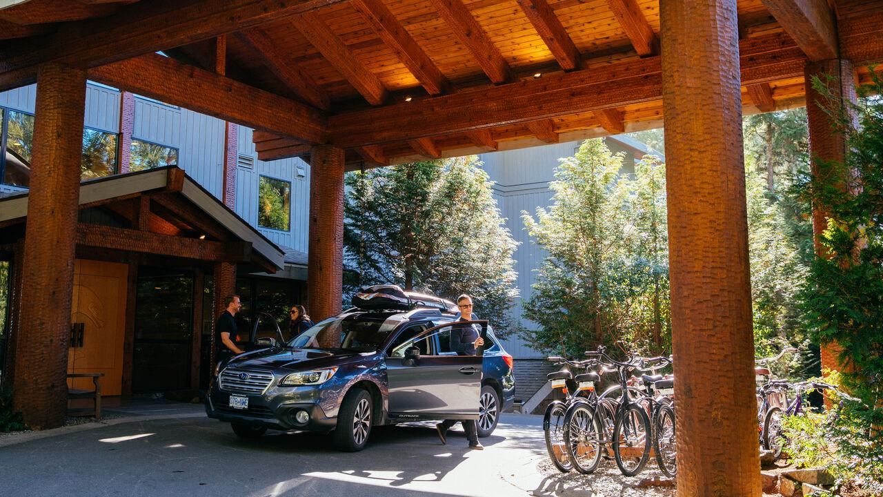 The Wickaninnish Inn, Tofino, BC