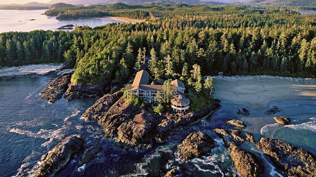 The Wickaninnish Inn, Tofino, BC
